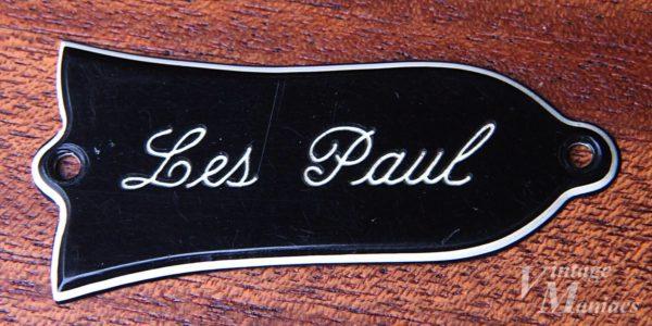 60年代のLes Paulロッドカバー