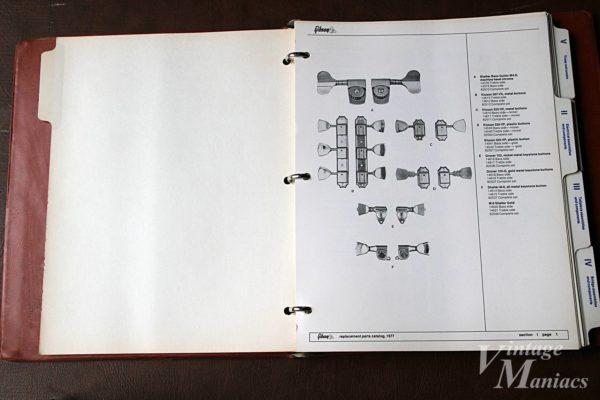 パーツカタログに載っているSG-100用のペグ