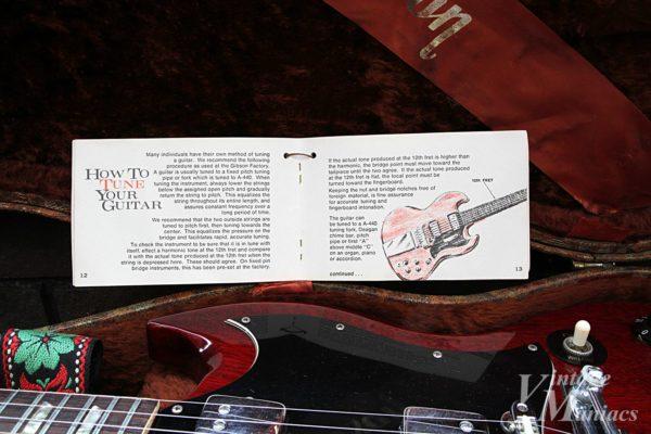 ギターをチューニングするためのマニュアル