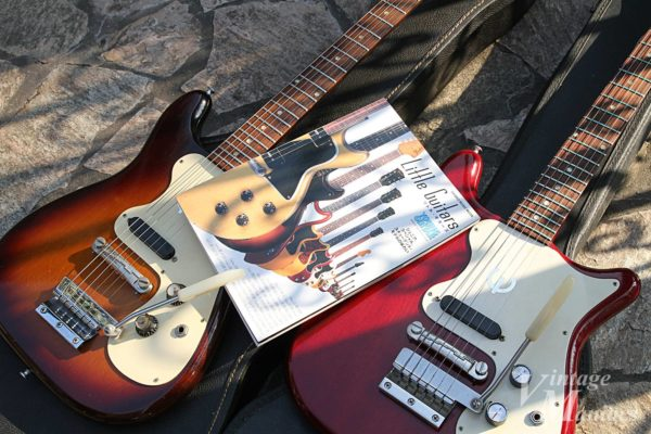 Epiphone Olympicとムック『Little Guitars』