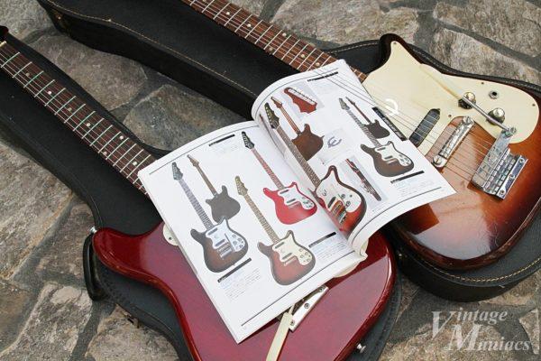 Little Guitarsに掲載されたエピフォンのオリンピック