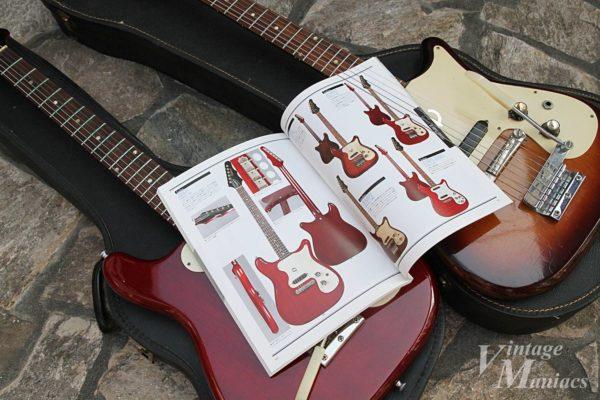Little Guitarsに掲載されたエピフォンのドワイト