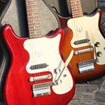 エピフォン・オリンピック(中編) – ギターラインナップとスペック比較