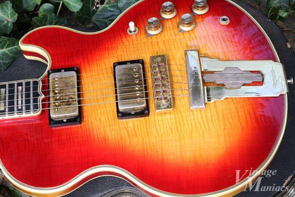 Gibson L-5Sのボディ
