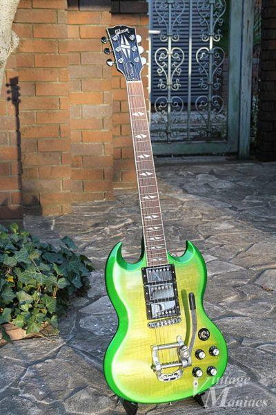 Gibson SG Elegant Quils