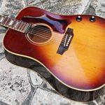 Gibson J-160E – ノーベル賞級のアコースティックギター