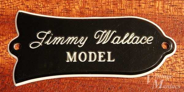 Jimmy Wallace MODELのロッドカバー