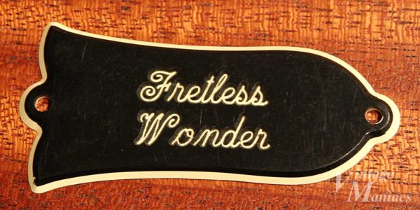 Fletless Wonderのロッドカバー