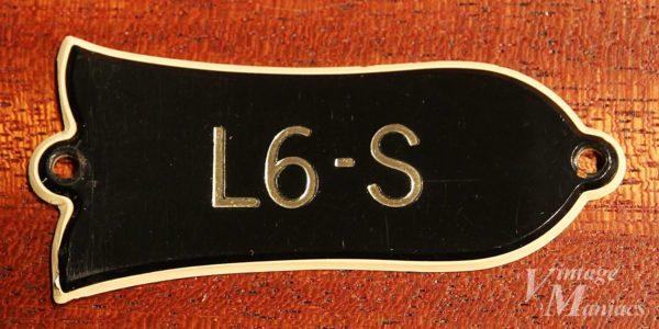 L6-Sのロッドカバー