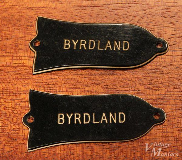 BYRDLANDのロッドカバー