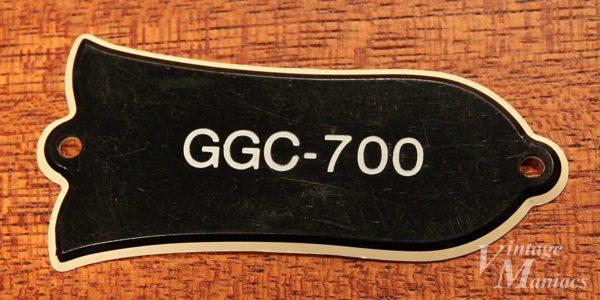 GGC-700のロッドカバー