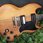 俺スキ – Gibson The SGというか「保証書」の巻 – その1