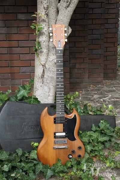 Gibson The SGとプロテクターケース