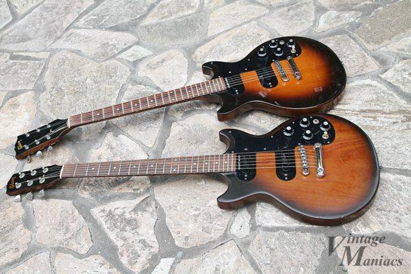 1977年と1981年の2本のメロディメーカー