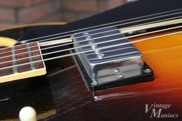 Gibson ES-175のピックアップ