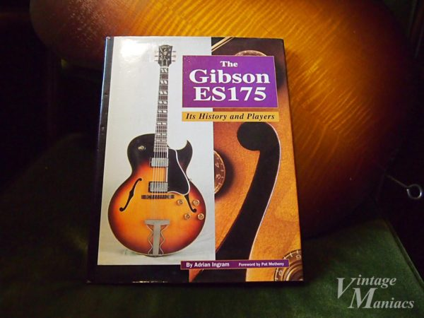 Adrian Ingram著のThe Gibson ES175