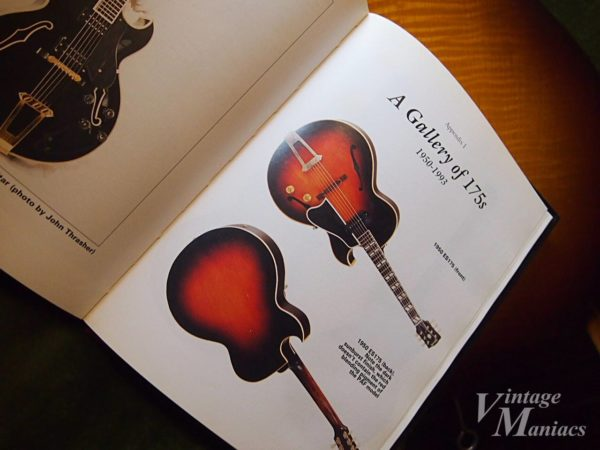 The Gibson ES175に掲載されたES-175の写真