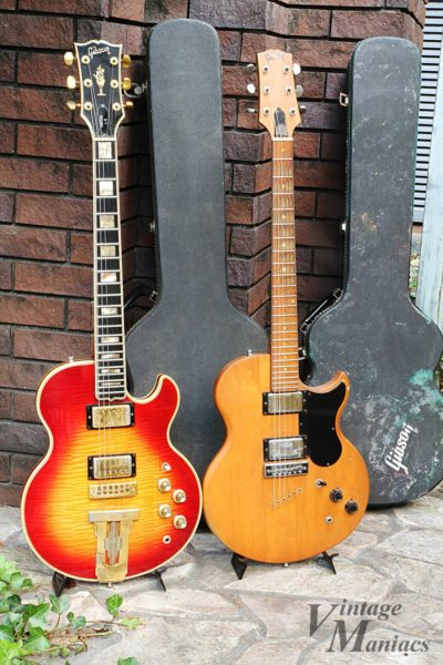 Gibson L-5SとL-6S