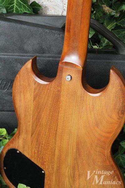 Gibson The SGのボディバック