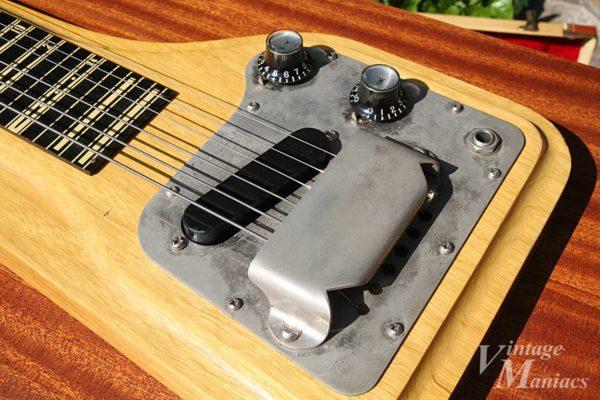 Gibson Skylarkのコントロールプレート