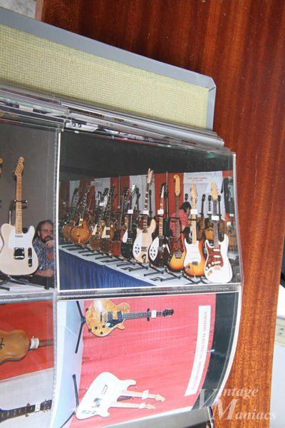 アメリカで開催されたギターショー