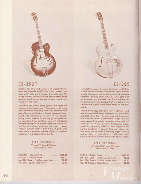 初代ES-350Tが紹介されたページ