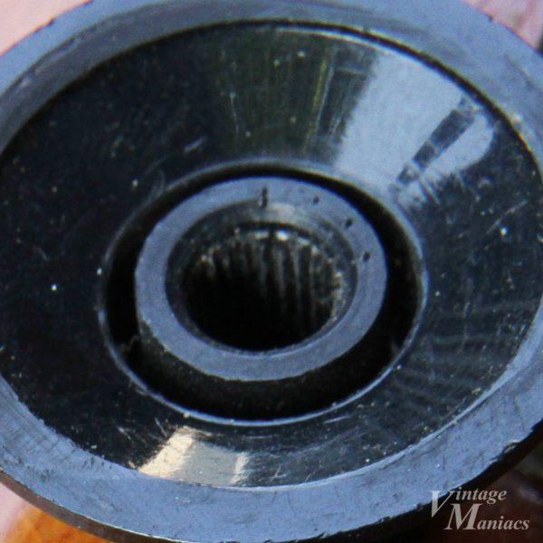 ソンブレロノブの裏側に見られるポッチ