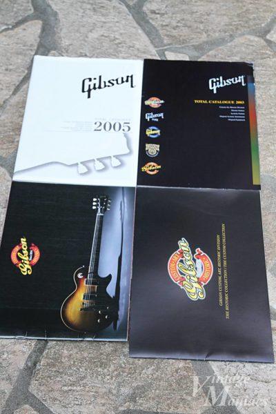 ギブソンのカタログ