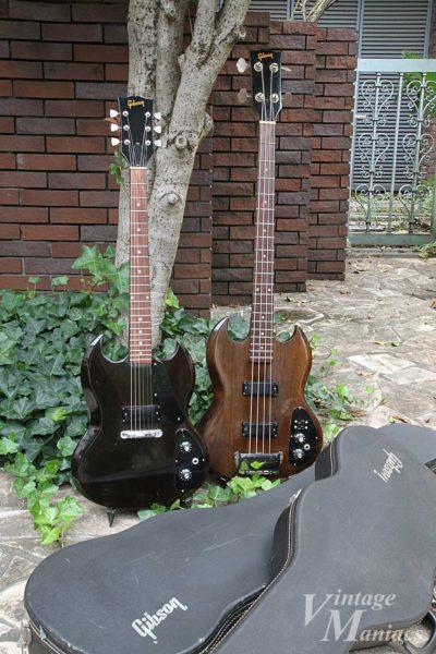 Gibson SG1とSB-450