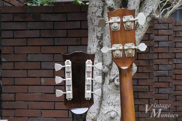 Gibson SG1とSB-450のペグ