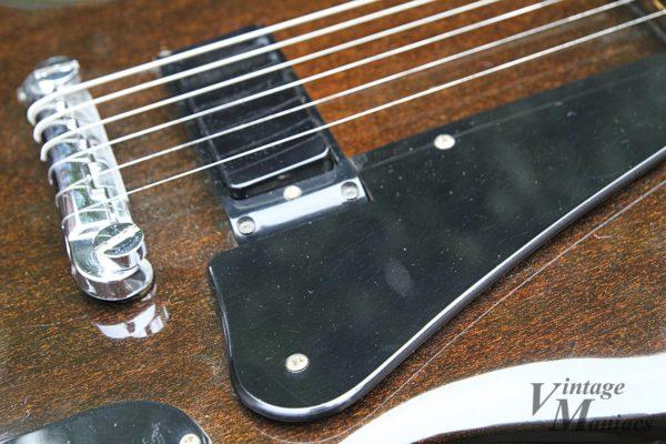 Gibson SG1のピックガード