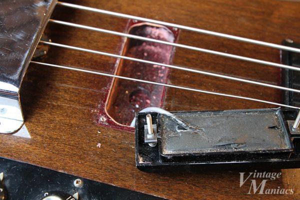 Gibson SB-450のピックアップ