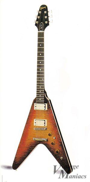Gibson The V