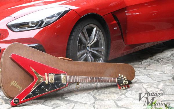 BMW Z4のホイールとフライングV