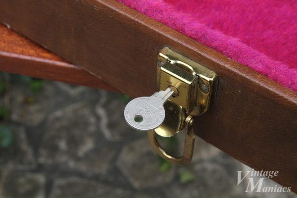 ヴィンテージと同じタイプのキー