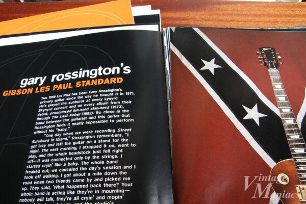 ヘッドストックが折れたことについてのゲイリー・ロッシントンのコメント