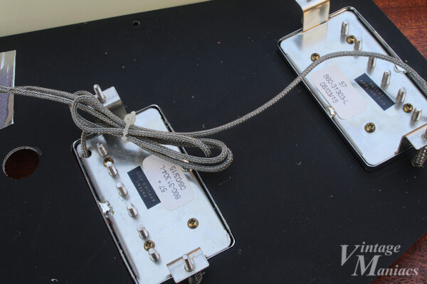 Japan LimitedフライングVに搭載されいてる57クラシック