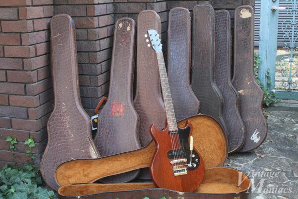 メロディーメーカー用のギターケース
