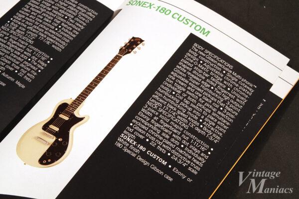 Gibson Sonex 180 Custom