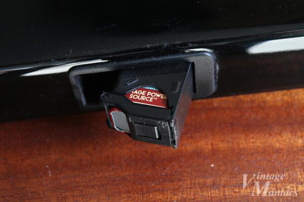 取り出した電池ボックス