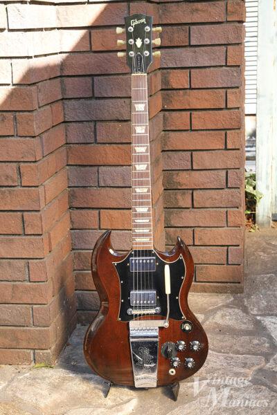 バリトーンが追加されたSGギター
