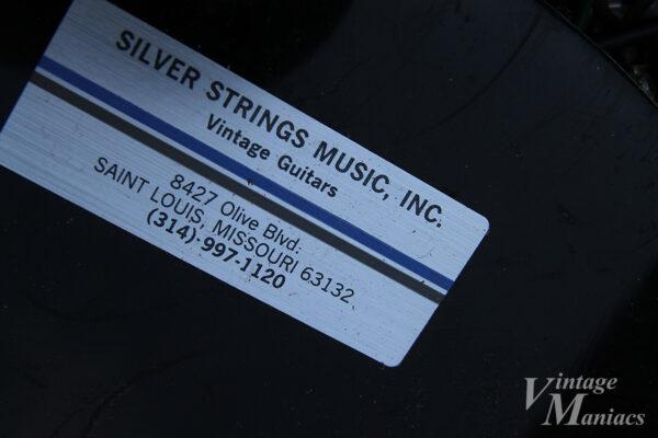 Silver Strings Musicのラベル