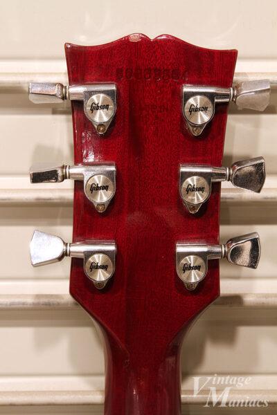 Gibsonロゴのペグ