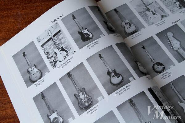 Guitars, Guitars, Guitarsのエピフォンのページ