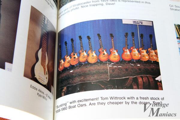 ギターショーで見かけたレスポール