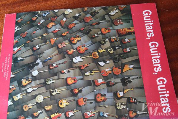 Guitars, Guitars, Guitarsの裏表紙