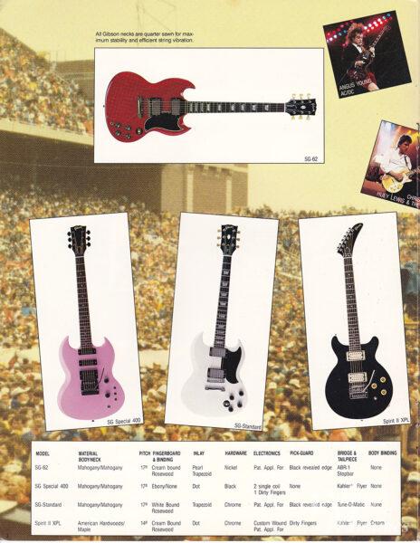 Gibson Spirit Ⅱ XPL